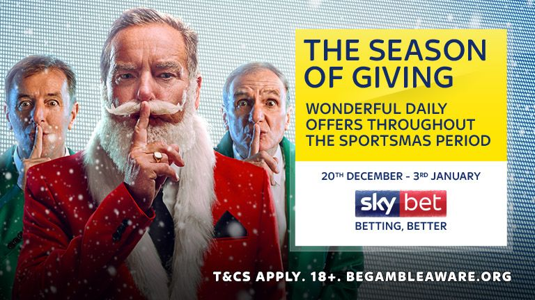 The Season of Giving - Sky Bet