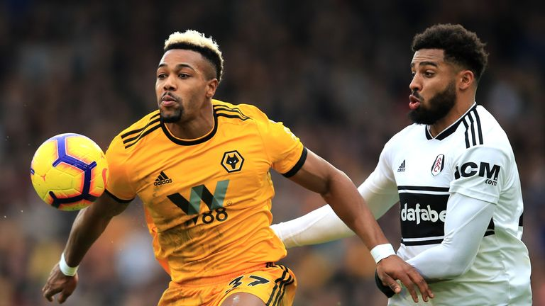 Middlesbrough reject an offer from Wolves for Adama Traore
