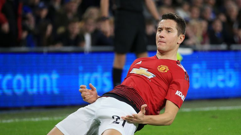 Ander Herrera to sign new Manchester United deal?