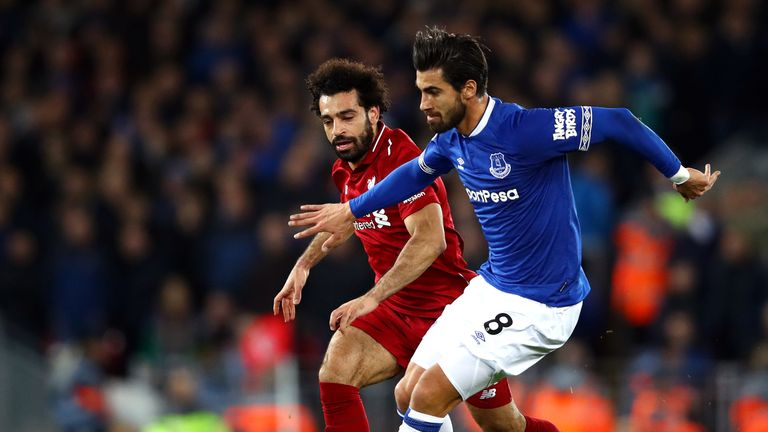 Signing Andre Gomes permanently is a priority for Everton