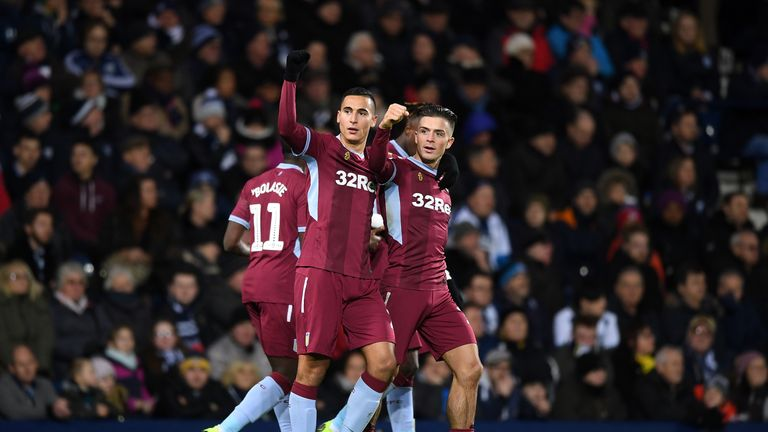WEST BROMWICH, ENGLAND - DECEMBER 07:  during the Sky Bet Championship match between West Bromwich Albion and Aston Villa at The Hawthorns on December 7, 2018 in West Bromwich, England.  (Photo by Gareth Copley/Getty Images)