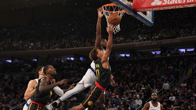 Atlanta Hawks visit Detroit Pistons on NBA Primetime | NBA News |