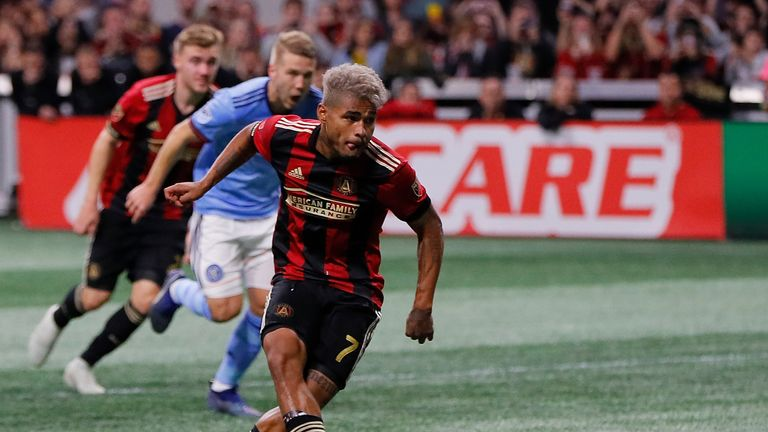 Josef Martinez has been named the most valuable player in MLS, but what's his story?
