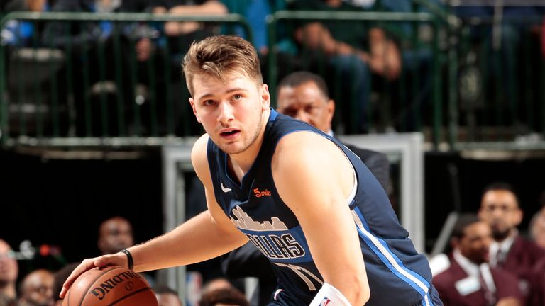 Luka Doncic will be Dallas Mavericks  centrepiece for years to come ... 98b486397