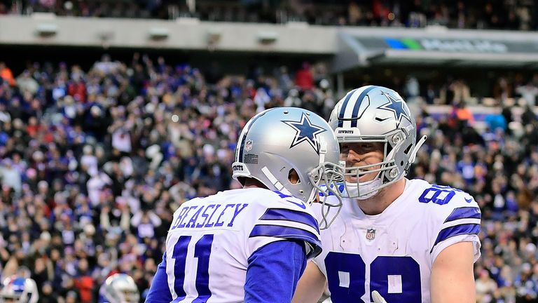 Cole Beasley shades Cowboys after signing with the Bills