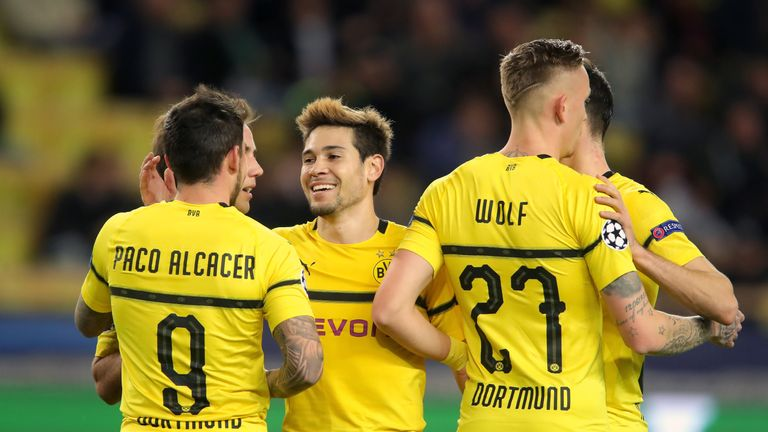 Champions League: Borussia Dortmund and Porto top groups | Football News |
