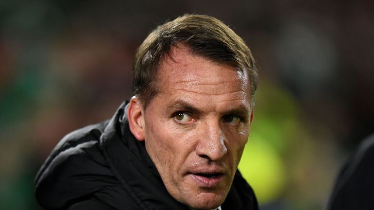 Brendan Rodgers tasted defeat to Rangers for the first time as Celtic boss