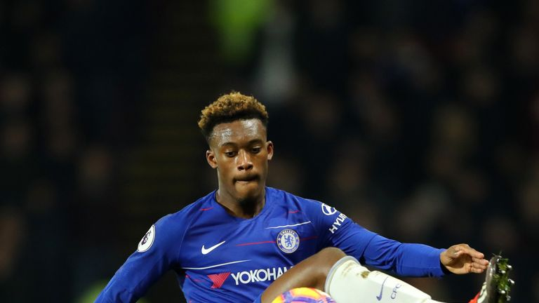 Chelsea winger Callum Hudson-Odoi has attracted interest from Bayern Munich