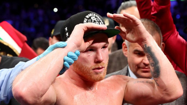 The cap fits Canelo, but does the bumper quiz suit you?