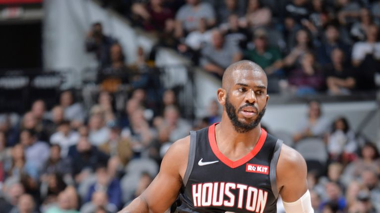 Clint Capela leads Houston Rockets' rout of San Antonio Spurs | NBA News |