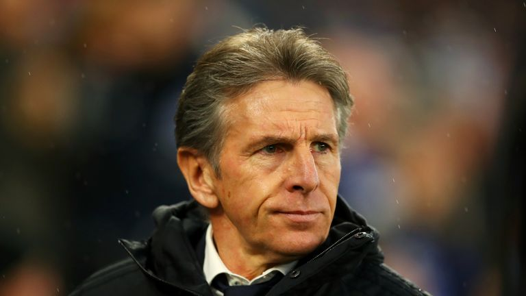 Claude Puel targets Europe to keep Leicester stars | Football News |