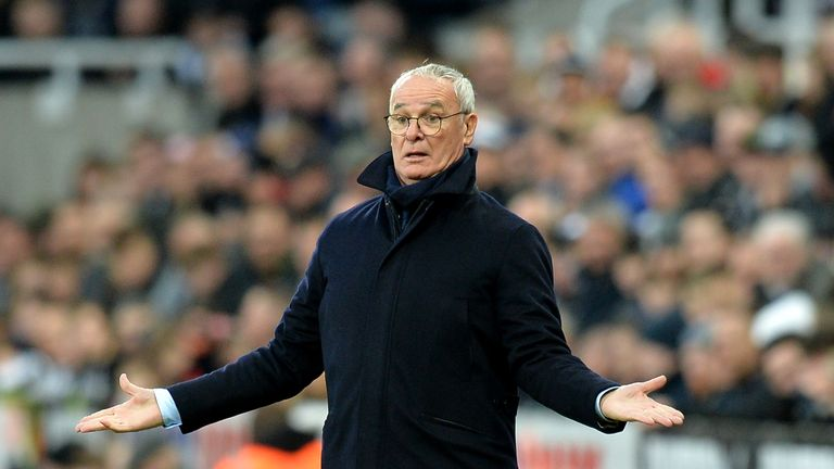 Claudio Ranieri was satisfied to see his players keep a first clean sheet of the season