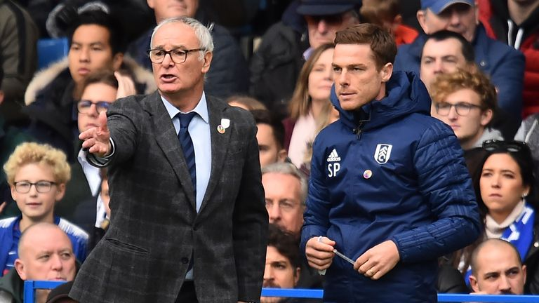 Scott Parker has been made caretaker boss for the remainder of the season