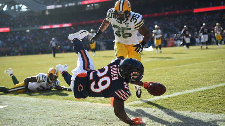 The Bears and the Packers have played each other 199 times in the NFL