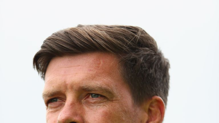 Darrell Clarke has apologised for this season's results before his departure from Bristol Rovers