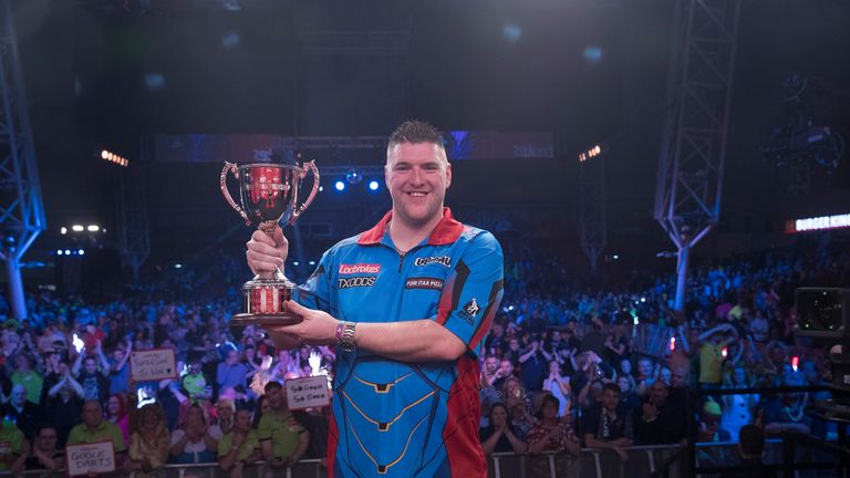 Daryl Gurney scooped his second major PDC title at the Players Championship Finals in November