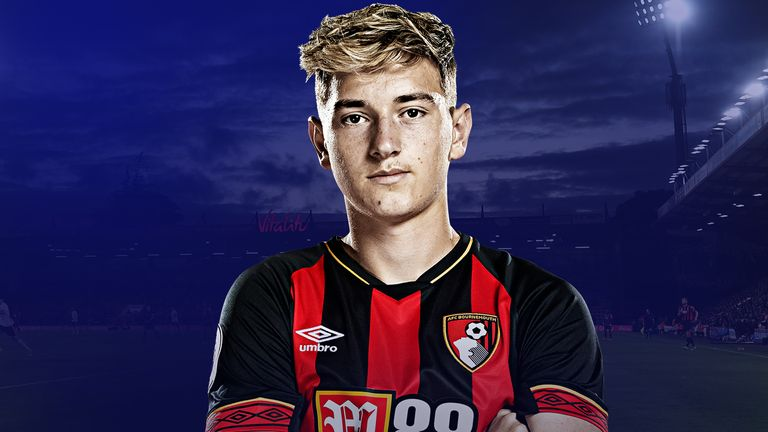 David Brooks is shining for Eddie Howe's Bournemouth so far this season