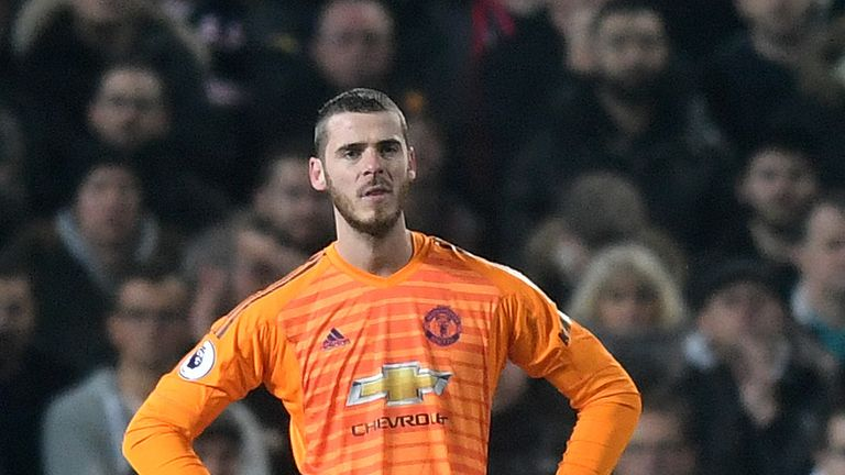 The pundits agreed David de Gea would probably challenge for a place in the Liverpool squad