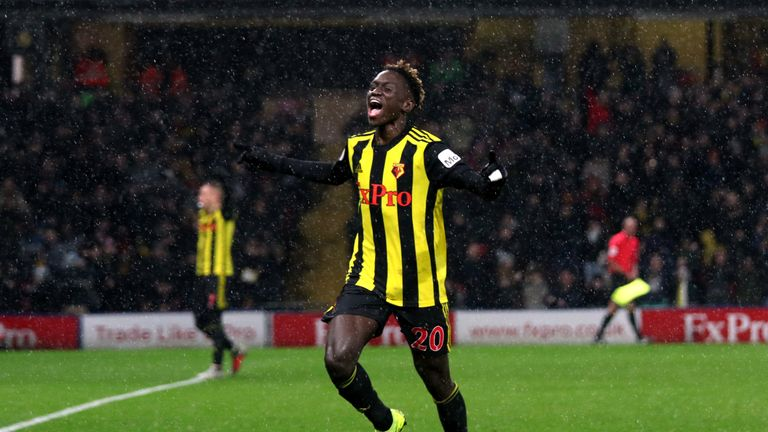 Domingos Quina joined Watford from West Ham last year