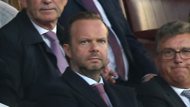 Manchester United CEO Ed Woodward needs to restructure the club in the next six months, says Gary Neville