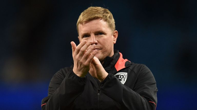 Eddie Howe hopes his team can get back to winning ways on Saturday