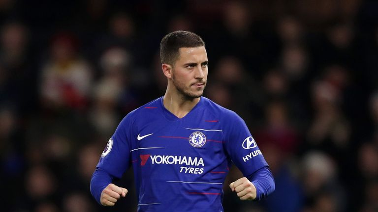 Eden Hazard is waiting for Real Madrid to reignite their interest in signing him