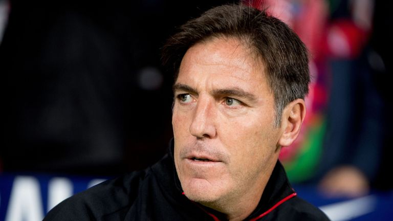 Athletic Bilbao have sacked Eduardo Berizzo