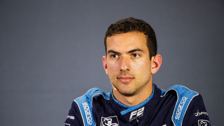 Nicholas Latifi joins Williams as reserve driver | F1 News
