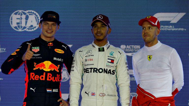 Max Verstappen ready for title fight, say Lewis Hamilton and Sebastian Vettel | F1 News