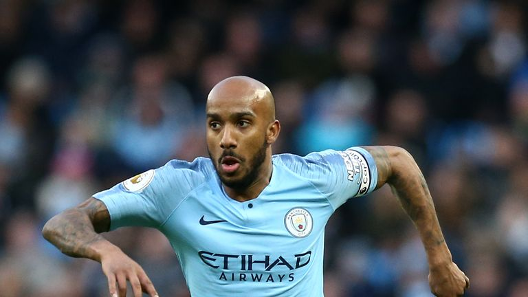 Fabian Delph may leave Manchester City this summer