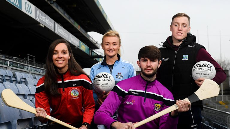 Fermanagh footballer Cian McManus was speaking at the GAA/OCO Rights Awareness Resource Launch at Croke Park