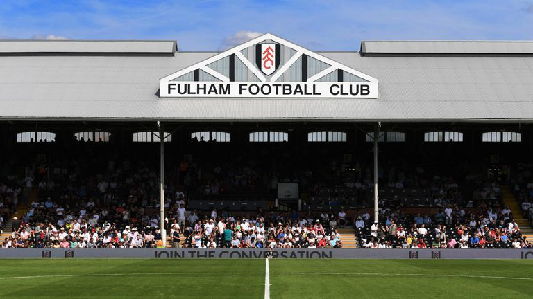 Fulham Capacity To Be Reduced To Less Than 20 000 During Riverside Stand Redevelopment Football News Sky Sports