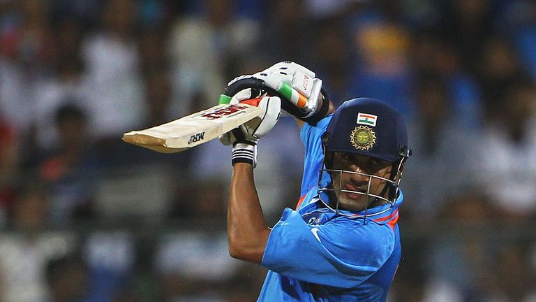 Gautam Gambhir top-scored with 97 as India beat Sri Lanka in the 2011 World Cup final