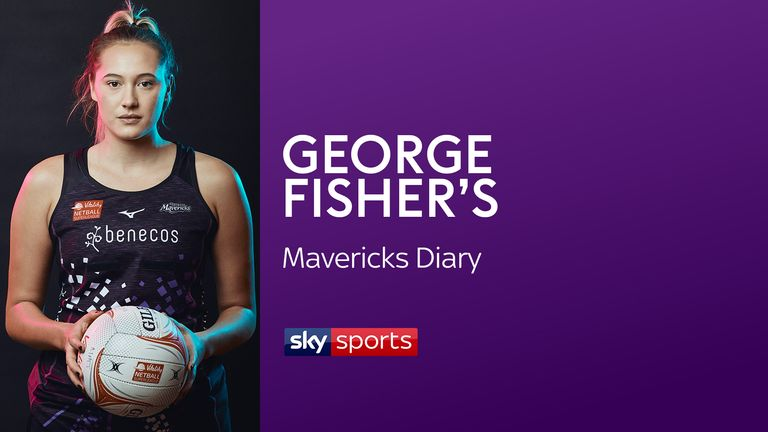 George Fisher's Netball Superleague diary: My final one of the season