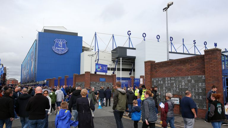 Everton's losses are being explained on increased investment in their playing squad