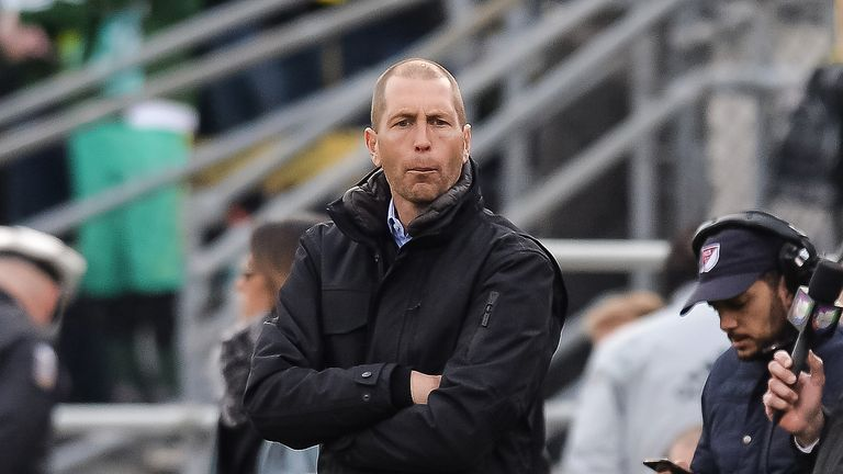 United States appoint ex-Crystal Palace defender Gregg Berhalter head coach | Football News |
