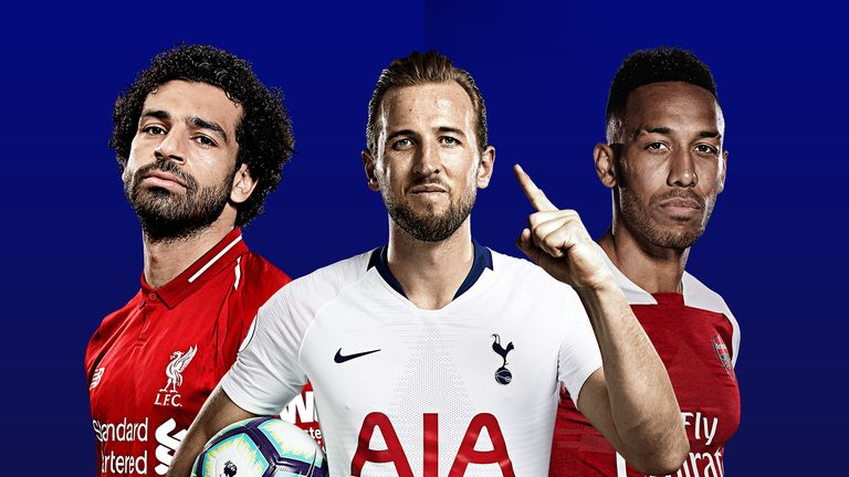 Who will end the season as the Premier League's top scorer?