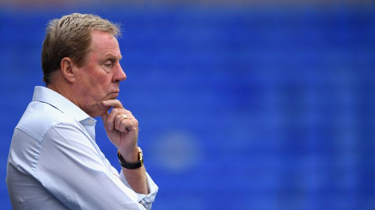 Harry Redknapp thinks Spurs will come through this tricky spell