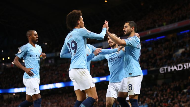 Premier League Results And Round Up Manchester City Win Manchester United Draw Football News Sky Sports