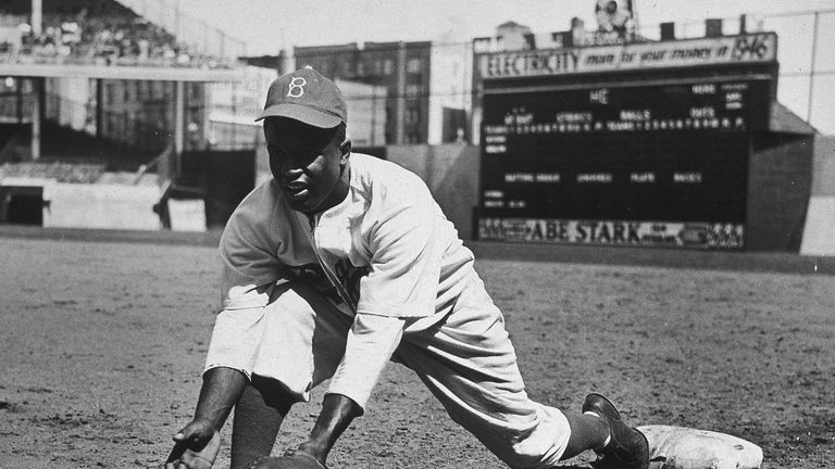 Jackie Robinson was a trailblazer in baseball