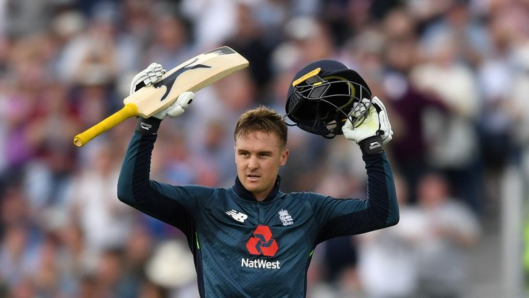 Jason Roy 'could be a Test player', says England coach Trevor Bayliss