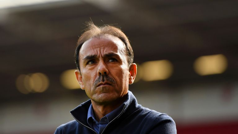 Jos  Luhukay left Sheffield Wednesday last month after less than a year in charge