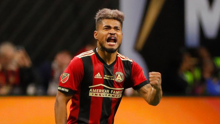 Josef Martinez was MLS' top scorer last season