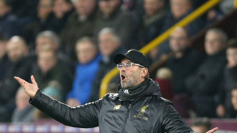 Jurgen Klopp said players needed more protection after Liverpool's win at Burnley