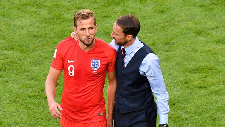 England captain Harry Kane and manager Gareth Southgate have both been recognised in the New Year Honours