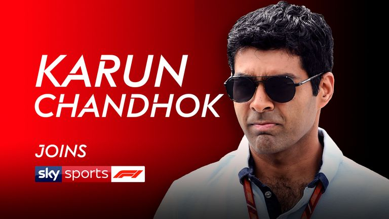 Karun Chandhok returns to Sky Sports F1 team in 2019  f04f0e180