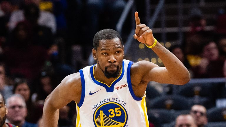 Kevin Durant suggested he could one day become the owner of an NBA franchise