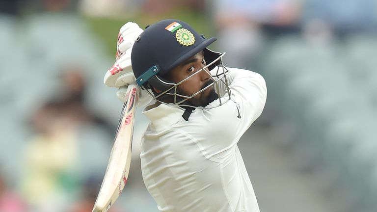 KL Rahul will be hoping to replace Rohit in the India side