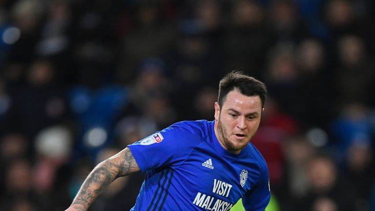 Cardiff's Lee Tomlin set to join Peterborough on loan
