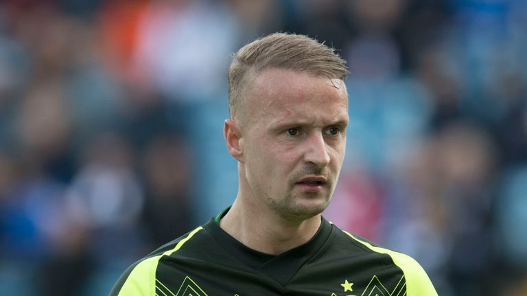 Leigh Griffiths Celtic